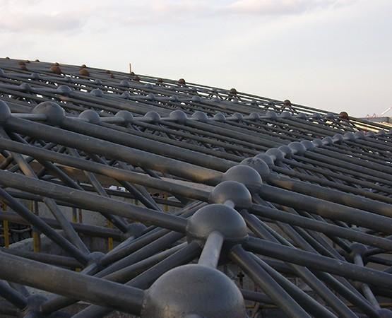 空间网架钢结构