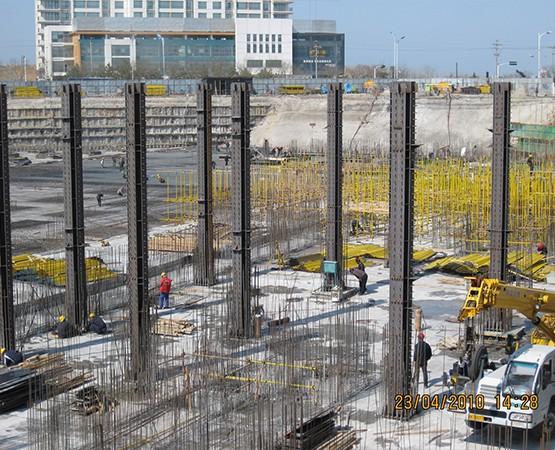 威海钢结构工程.九龙城