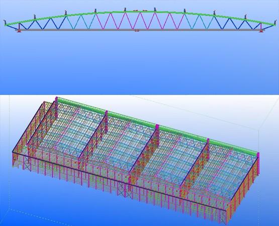 唐山管桁架结构