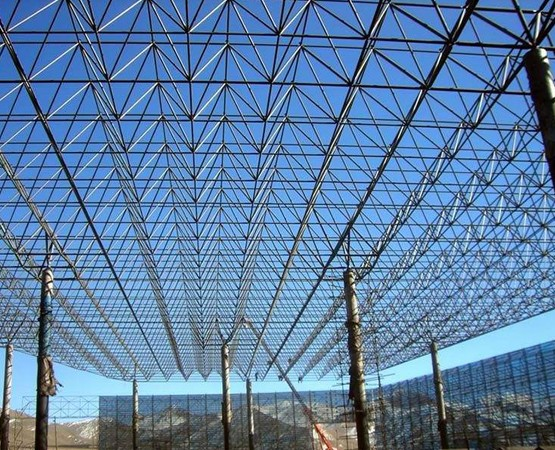 甘肃钢网架结构