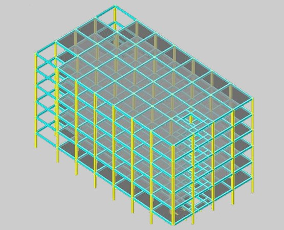 青岛框架钢结构