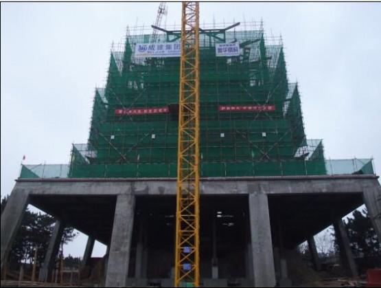 天津钢结构安装