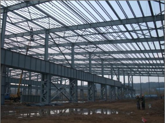 天津重钢结构工程